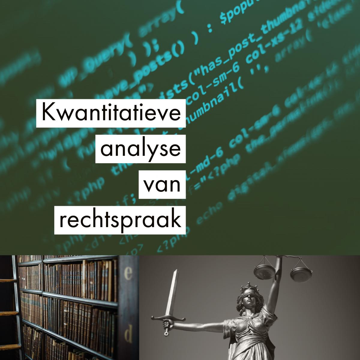 Pleidooi voor meer aandacht voor legal data science